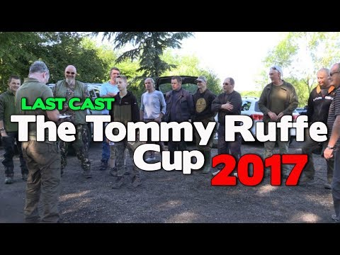 The Tommy Ruffe Cup 2017 Match Fishing