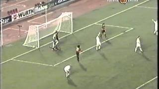 1999 (August 25) Real Mallorca (Spain) 1-Molde (Norway) 1 (Champions League)
