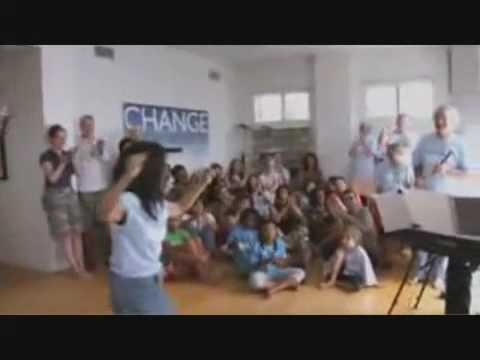 The Obama Youth - Young children singing praise to Barack Obama