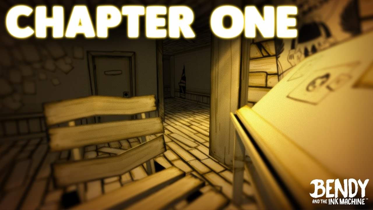 Bendy and the Ink Machine! | Chapter One (completed) | I ...