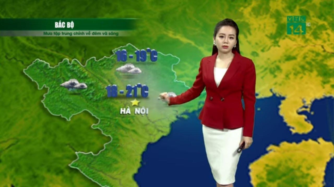 Thời tiết 12h 08/04/2020: Bắc Bộ giảm mưa, nhiệt độ tăng dần từ ngày mai| VTC14