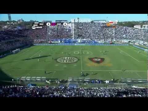 [HD] Olimpia 1-2 Cerro Porteño - Apertura 2012 - Fecha 22 - 08/07/2012 - Partido Completo