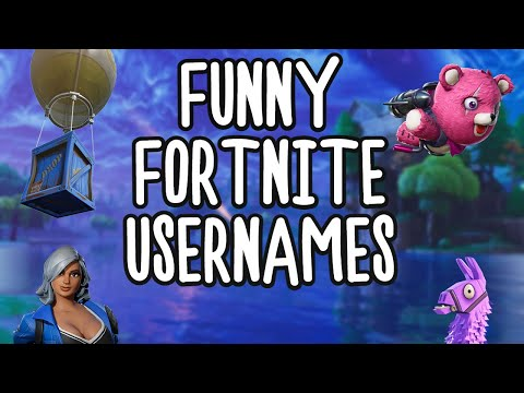 Funny Usernames Ideas from YouTube · Duration:  2 minutes 27 seconds