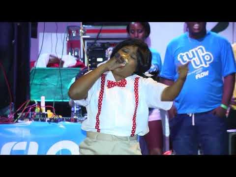 Claudette CP Peters - Out Deh, Live! Antigua Carnival 2017