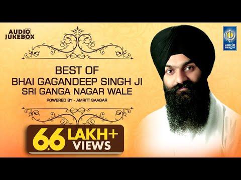 Best Of Bhai Gagandeep Singh Sri Ganga Nagar Wale |Kirtan Jukebox | Amritt Saagar | Shabad Gurbani