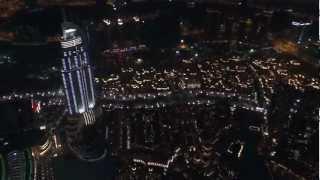 Dubai, United Arab Emirates - Burj Khalifa - At The Top  HD (2013)