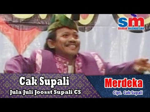 Jula Juli Joosst Supali CS Ft. Cak Supali - Merdeka - Indonesia