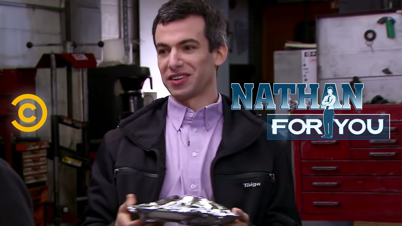 Download Nathan For You - Mechanic - The Cookie Test