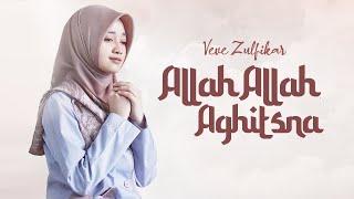 Allah Allah Aghitsna - Veve Zulfikar ( Official Music Video )