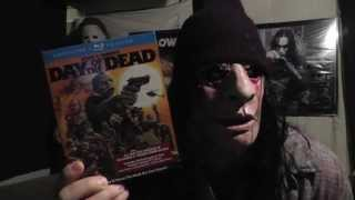 Day Of The Dead (George A. Romero) Blu-ray- Review -by KILLER REVIEWS (Scream Factory)