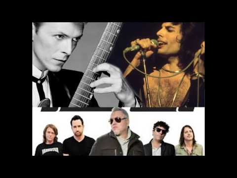 All Star Pressure - Queen/Bowie + Smash Mouth (Mashup)