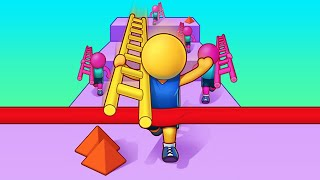 Ladder Race - All Levels 1 - 16 Max Level (Android, iOS) #1