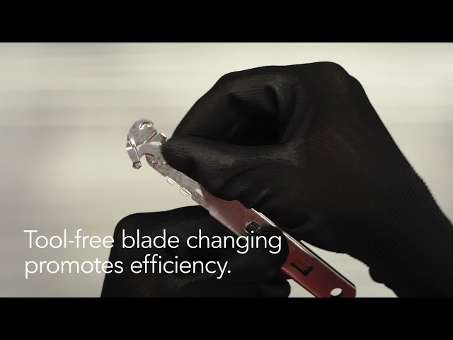 KS Series —Introducing our Stainless Steel Safety Cutter