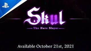 Skul: The Hero Slayer - Launch Trailer | PS4