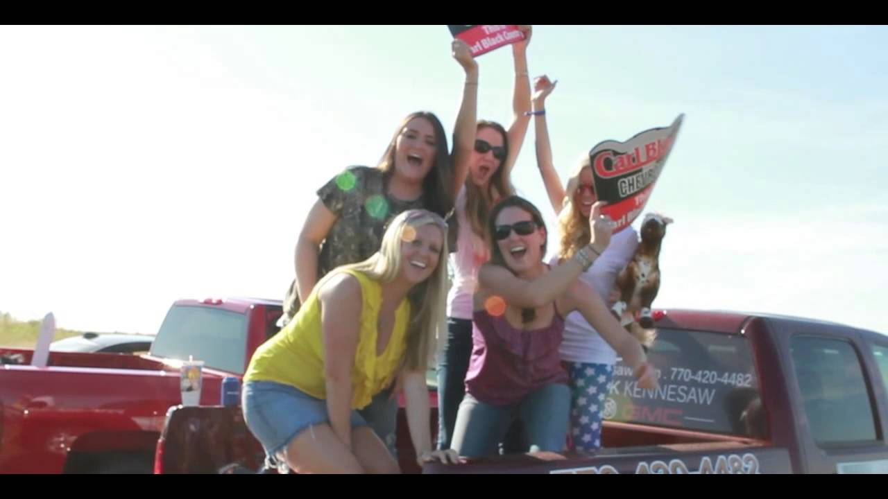 Carl Black Chevrolet >> Lee Brice - Parking Lot Party - YouTube