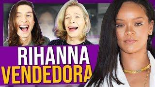 Baixar React Rihanna Lança sua Coleção em Paris   Diogo Paródias