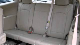 2009 Buick Enclave Awd 7 passenger suv for sale.