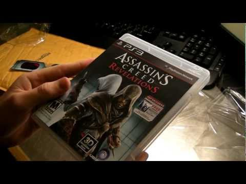 assassin's-creed:-revelations---unboxing