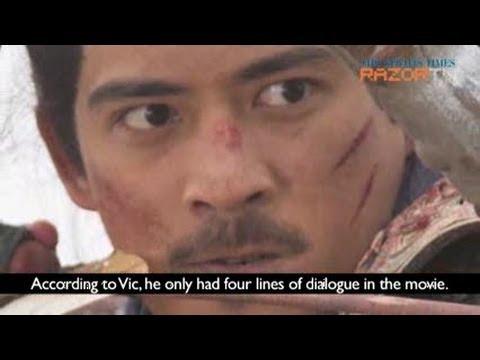 VicChougrows a 'mo' and bulks up to save General Yang