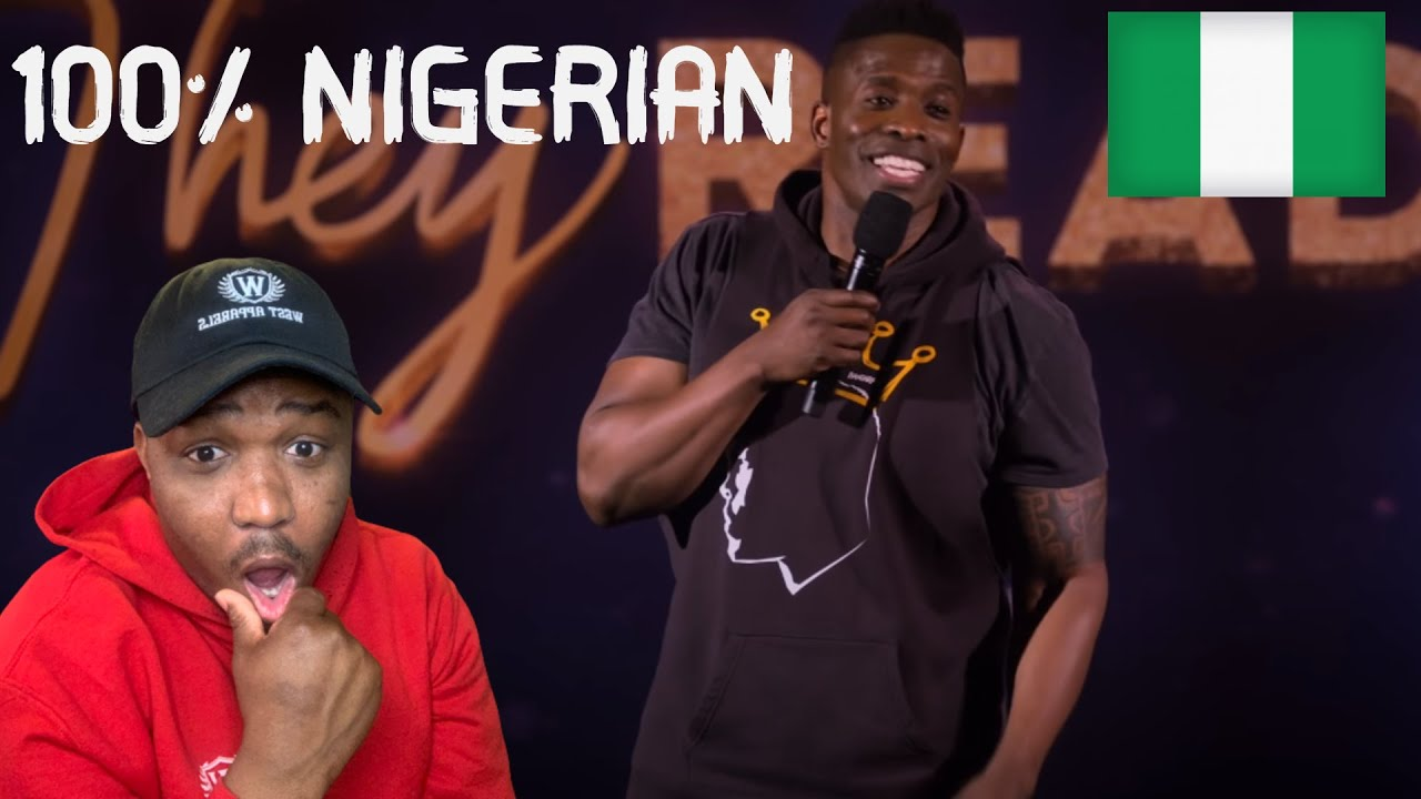 Download Funny Nigeria Godfrey on What It Takes To Be 100% Nigerian  🇳🇬 /seezza reacts