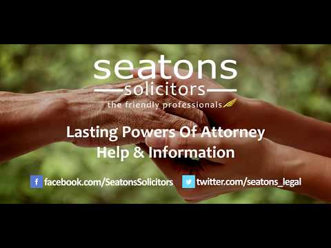 Power Of Attorney Checklist