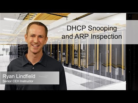 DHCP Snooping And ARP Inspection