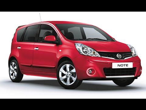 Ниссан Ноут Nissan Note Характеристики и комплектации