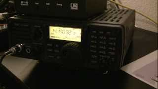 icom ic 7200 review walkthrough
