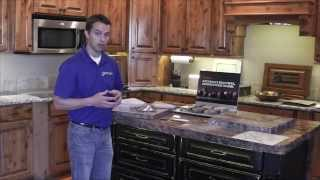 Cabinet Counter Tops And Sink Options - Premier Woodworking