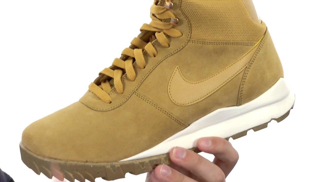 Nike Hoodland Suede Men's Walking Boots Brown