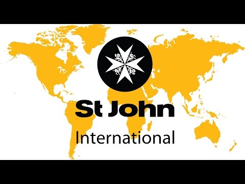 The St John activities across the world
