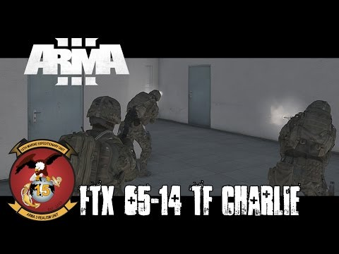 FTX 05-14 - Task Force Charlie - ArmA 3 Large Scale co-op Gameplay