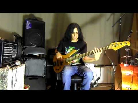 Spheric Universe Experience-World of madness-bass cover mp3