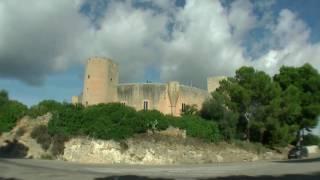 Mallorca: Castells Capdepera & Belver - Castels of Majorca the Spanish holiday Island