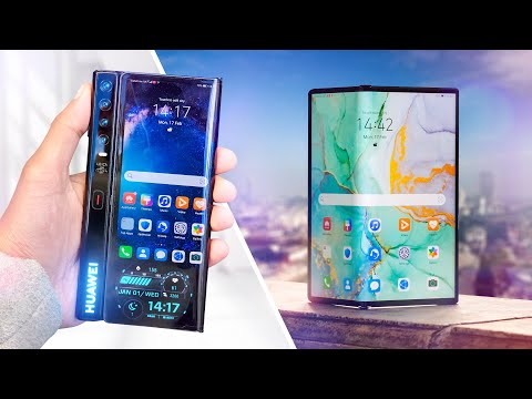 Huawei Mate XS - Ultimate Foldable Smartphone?