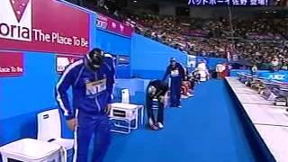 メルボルン 世界水泳