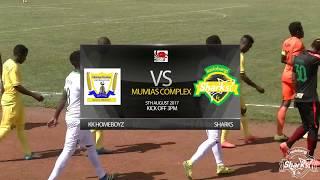 Match day 19 Kakamega homeboyz vs  Sharks