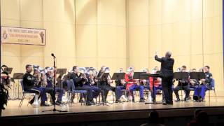 TEW 2013: Interservice Euphonium Choir
