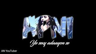 Kamar Jaise Kannch Dekh Aise Na Tu Naach Rap Status | Deep Money Disco Wich Gidda Tera Song Status