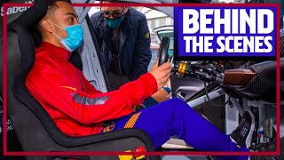 🔥🚗 BARÇA PLAYERS choose and CUSTOMIZE their NEW CUPRA CARS
