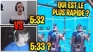 TEEQZY VS MONGRAAL SUR LA MAP EDIT DE LEBOUSEUH ! 😲 - Fortnite Meilleurs Moments Ep.140