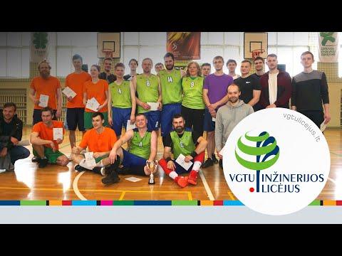 Krepšinio turnyras, skirtas mokytojo Andriaus Poručio atminimui (2019.05.01)