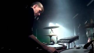 Friedemann Pruss Drumcam No.2 (Laing live @ Bremen January 2015) HD