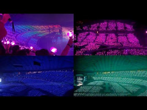 10 Most Beautiful K POP Light Stick Oceans (Allkpop list)