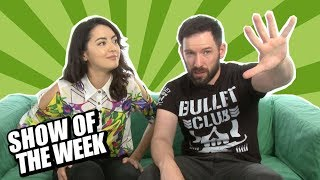 Show of the Week: Control and the Andy Wake Challenge