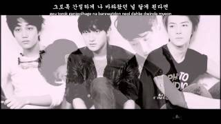 EXO-K - Black Pearl (рус. караоке)