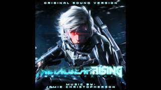 Metal Gear Rising: Revengeance OST - The Stains Of Time (Maniac Agenda Mix)
