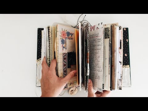 journal flip through ✩