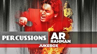 Percussions (Thavil, Mridangam) of A.R.Rahman | Hummingjays.com