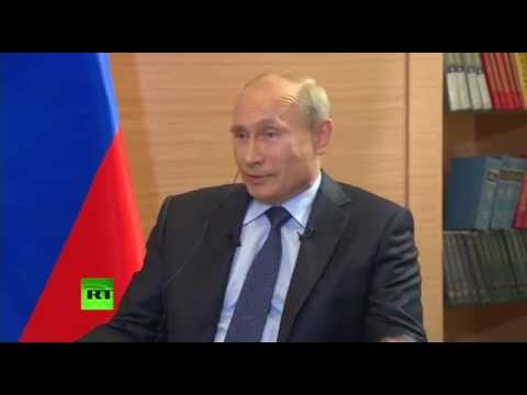 Putin to French media: Russian troops in Ukraine? Got any proof? (FULL INTERVIEW)